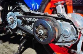Pentingya Cek V-Belt Motor Matic Secara Berkala