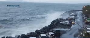 BMKG: Waspada Gelombang Tinggi di Perairan Nusantara