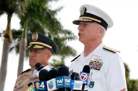 Angkatan Laut AS Siap Hadapi Venezuela