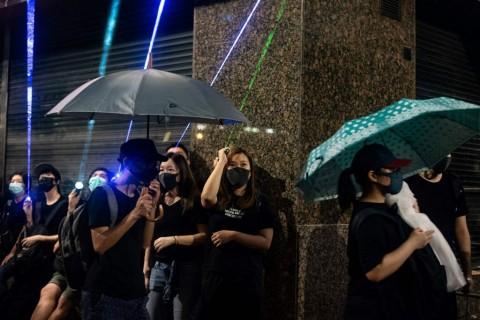 Tiongkok Berang Taiwan Tawarkan Suaka ke Pedemo Hong Kong