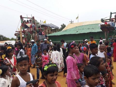 Bangladesh Pulangkan 3.500 Rohingya ke Myanmar