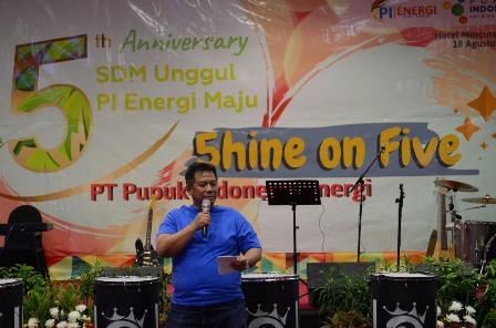 Aset Pupuk Indonesia Energi Melesat