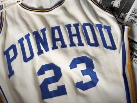 Jersey Basket Obama Terjual Seharga Rp1,7 Miliar