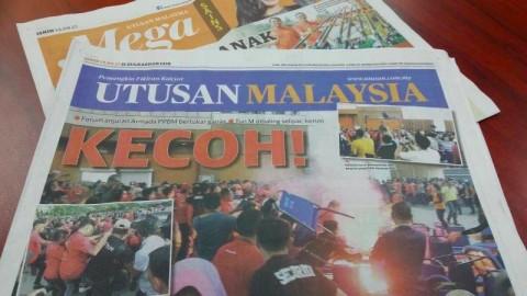 Utusan, Surat Kabar Tertua di Malaysia Berhenti Beroperasi