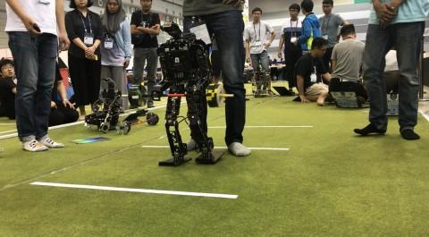 ITS Sabet 14 Penghargaan di Ajang Robotika Internasional