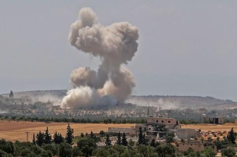 Turki Tuduh Suriah Bunuh Tiga Warga Sipil di Idlib