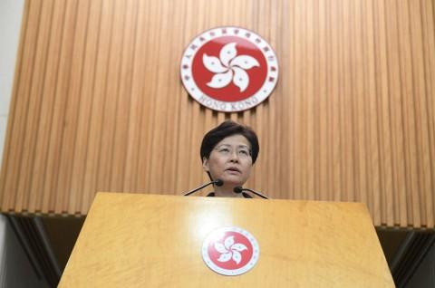 Pemimpin Hong Kong Ingin Berdialog dengan Demonstran