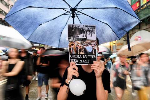 Hong Kong Kondusif, Kondisi WNI Terpantau Aman