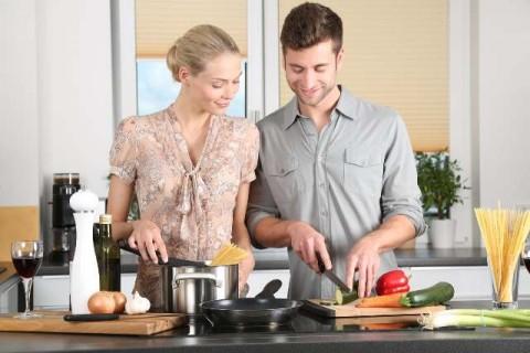Merapikan Dapur Ala KonMarie Bisa Turunkan Berat Badan