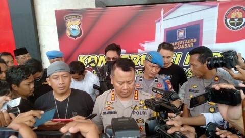 Anggota Terpilih DPRD Makassar yang Ditangkap Kasus Sabu dari PPP