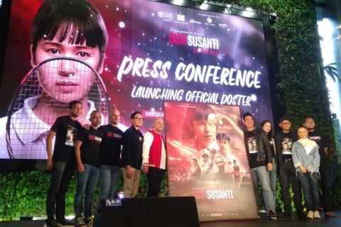 Rossa Berkolaborasi dengan Ari Renaldi untuk Soundtrack Film Susi Susanti