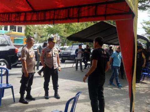 Asrama Papua di Makassar Dikawal Ratusan Personel TNI-Polri