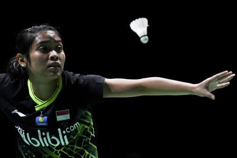 Gregoria Lolos 16 Besar Kejuaraan Dunia