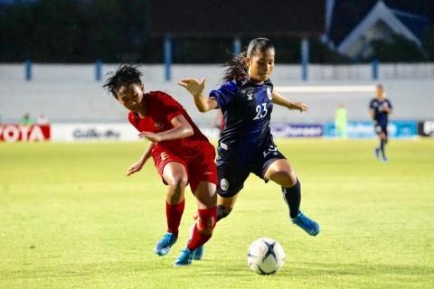 Timnas Putri Indonesia Raih Kemenangan Perdana di Piala AFF
