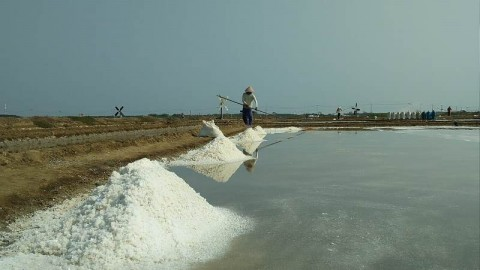 Industri Masih Andalkan Garam Impor
