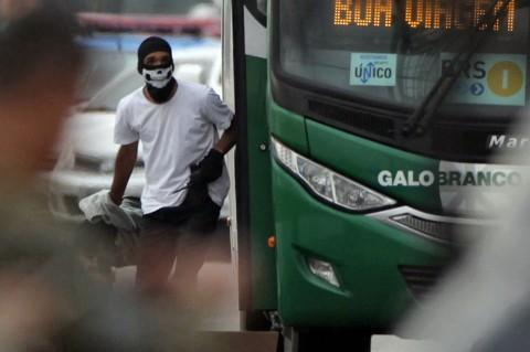 Pembajakan Bus Terjadi di Brasil, Pelaku Ditembak Mati