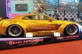 Nissan GT-R R35 Aplikasi Teknik Pahatan Rohan Ize Art