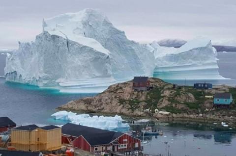 Gagal Tawar Greenland, Trump Tunda Bertemu PM Denmark
