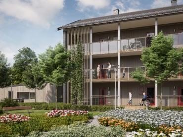 Desain Rumah Khusus Lansia dan Penderita Demensia