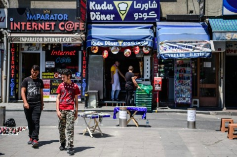 Turki Perpanjang Batas Waktu Pemindahan Pengungsi Suriah