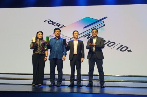 Samsung Galaxy Note 10 Resmi Masuk Indonesia, Harganya?