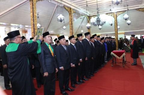 50 Anggota DPRD Kabupaten Sumenep Resmi Dilantik