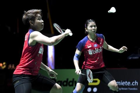 Greysia/Apriyani Melaju ke 16 Besar Kejuaraan Dunia