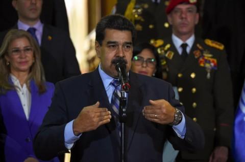 Presiden Venezuela Akui Pembicaraan Rahasia dengan AS