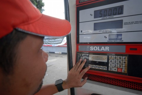 Kendaraan Industri Tambang dan Perkebunan Dilarang Minum Solar Subsidi