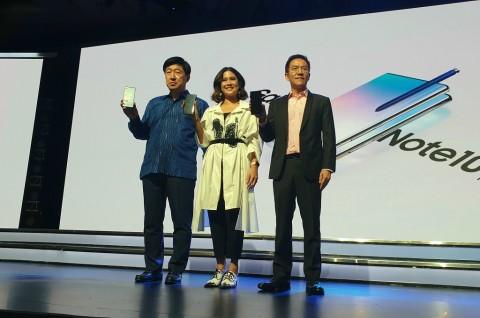 Lihat Euforia, Samsung Tambah 2 Program Galaxy Note 10
