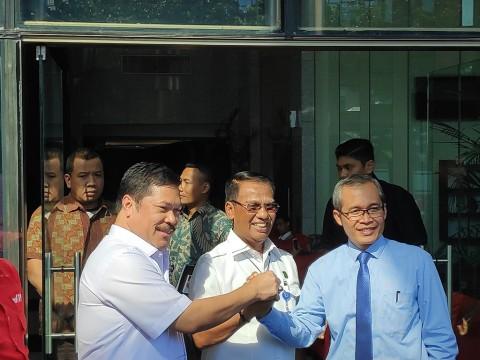 KPK Dukung Penuh Komitmen Antikorupsi Kejaksaan Agung