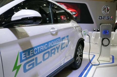 DFSK Pasang 'Target Tinggi' untuk Mobil Listrik Indonesia
