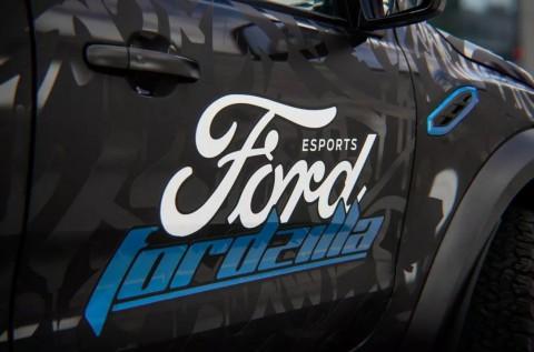 Produsen Mobil Ford Ikut Ciptakan Tim Esports