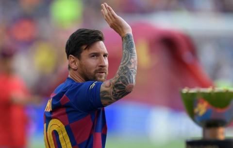 Kembali Latihan, Messi Berpeluang Tampil Hadapi Betis