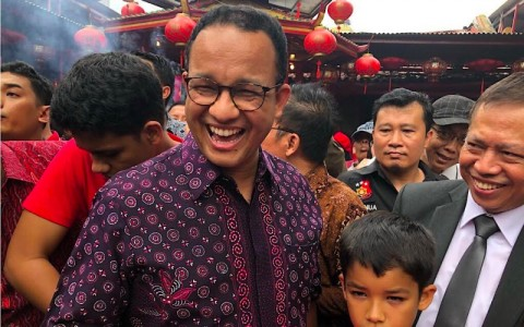 Vice-Governor's Allowance Now Entitled to Anies