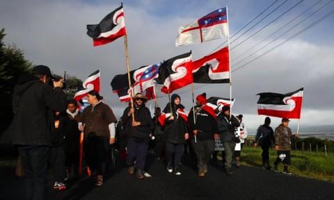 Sengketa Lahan Maori, PM Selandia Baru Didemo
