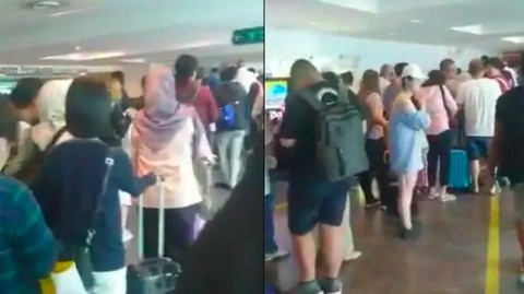 Sistem Rusak, Penerbangan di Bandara Kuala Lumpur Terganggu