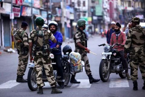 India Hadapi Pembangkangan di 'Gaza' Kashmir