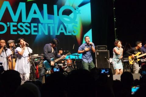Maliq & D'Essentials Rekrut Kamga