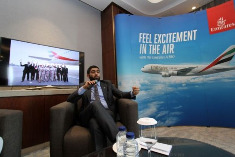 Emirates Marks 27 Years of Service in Indonesia