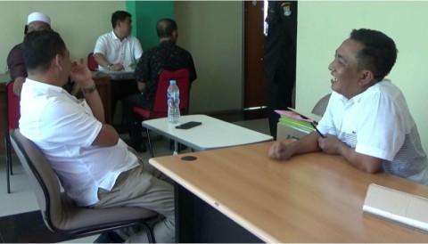Ratusan Bakal Calon Kades di Kabupaten Tangerang Tes Kesehatan