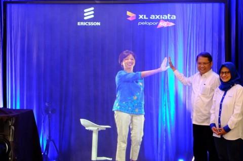 XL Axiata Kembali Uji Coba Teknologi 5G