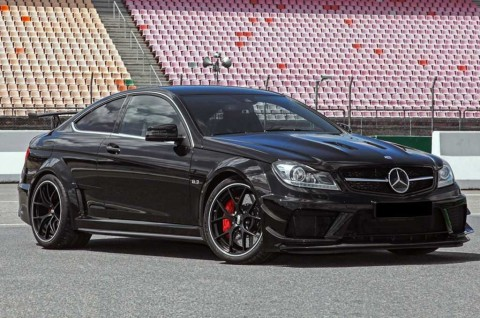 Mercedes-Benz C63 AMG Coupe 507 Edition, Tampil Sexy ala Inden Design