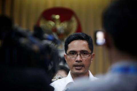 KPK Harap Jokowi Mereken Rekam Jejak Calon Menteri