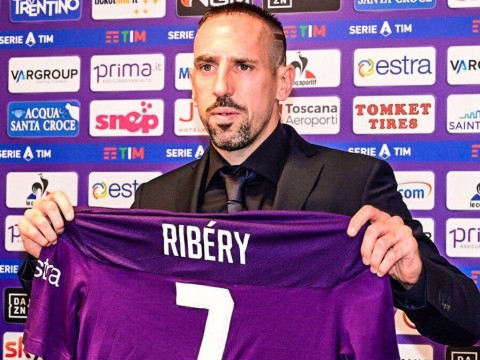 Ribery: Saya Datang ke Italia Bukan Untuk Jadi Pesaing Ronaldo