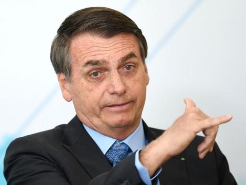 Presiden Brasil Minta Internasional Tak Campuri Kebakaran Amazon