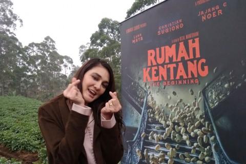 Dijuluki Ratu Film Horor, Ini Jawaban Luna Maya