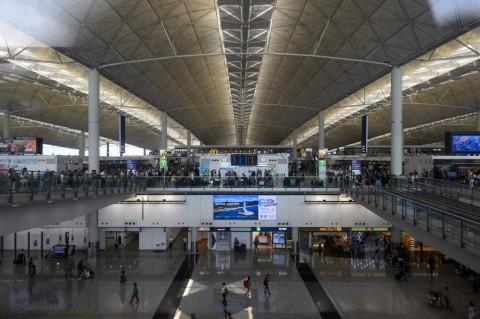 Pedemo Hong Kong Kembali Targetkan Bandara