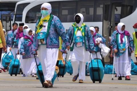 34 Ribu Haji Sudah Tiba di Tanah Air