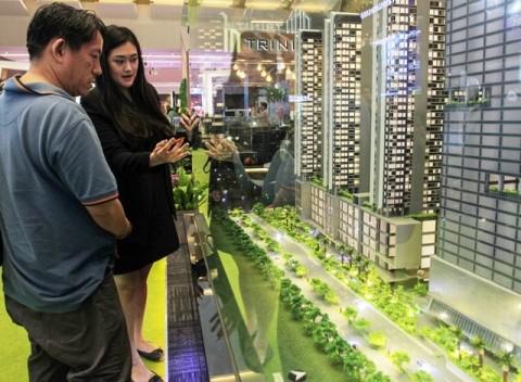 Apartemen Ramah Lingkungan Dibangun di Jaksel